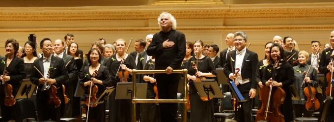 BWW Review: SIMON RATTLE RETURNS TO THE PHILADELPHIA at Carnegie Hall