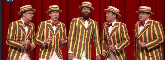 VIDEO: Sting & Jimmy Fallon's 'Ragtime Gals' Perform 'Roxanne'
