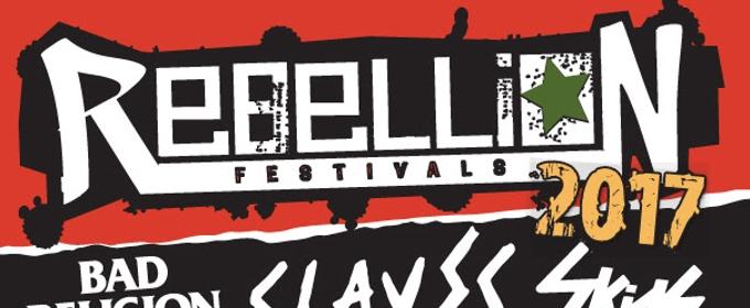 Frank Carter & The Rattlesnakes Confirmed for Rebellion Festival This August