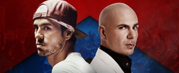 Enrique Iglesias and Pitbull Continue to Share the Stage with 2nd Leg of Their North American Tour