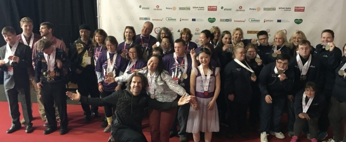 Louis Van Amstel Makes Dance Official Sport as Ambassador to Special Olympics