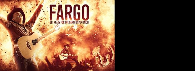 Garth Brooks to Perform in Fargo, 5/5