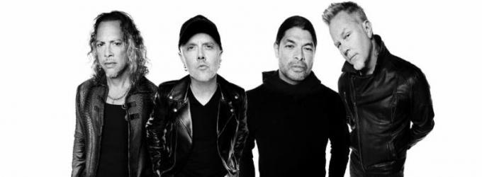 Metallica to Release 'Atlas, Rise!' This Halloween
