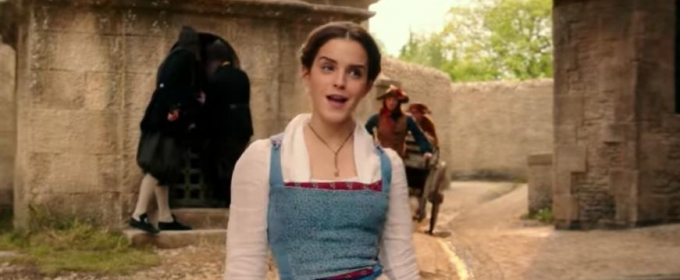 VIDEO: Watch Emma Watson Perform 'Belle' in Disney's BEAUTY AND THE BEAST!