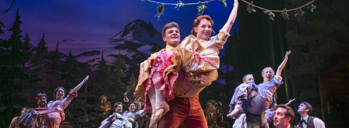 Photo Flash: First Look at SEVEN BRIDES FOR SEVEN BROTHERS at Ogunquit Playhouse