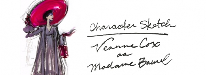 BWW TV Exclusive: AN AMERICAN IN PARIS Character Sketch- Veanne Cox as Madame Baurel