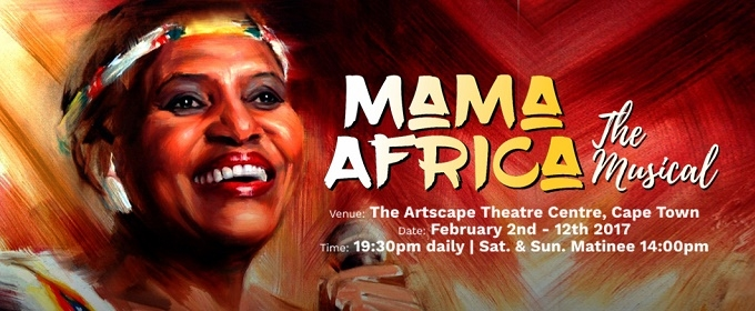 Cross-continental Project MAMA AFRICA: THE MUSICAL Coming to South Africa, UK and Nigeria