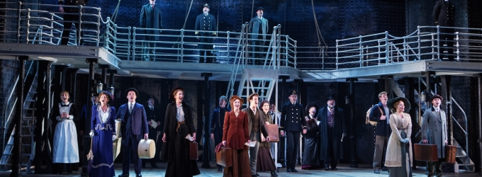 Photo Flash: Sail On! First Look at Mirvish's Reimagined TITANIC in Toronto; Could It Port on Broadway?