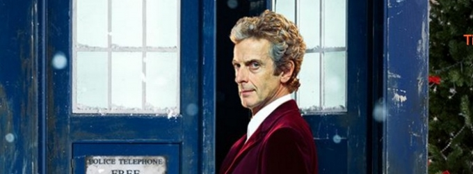 DOCTOR WHO CHRISTMAS SPECIAL Coming to Movie Theaters Nationwide ...