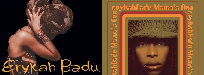 Erykah Badu's Debut LP 'Baduizm' & New Album 'Mama's Gun' Released Today