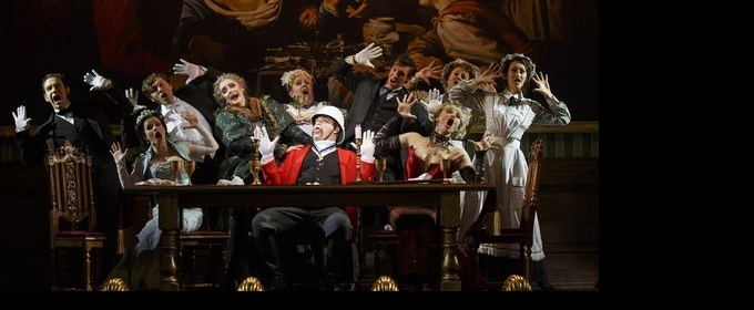BWW Review: A GENTLEMAN'S GUIDE TO LOVE & MURDER at the Playhouse on Rodney Square