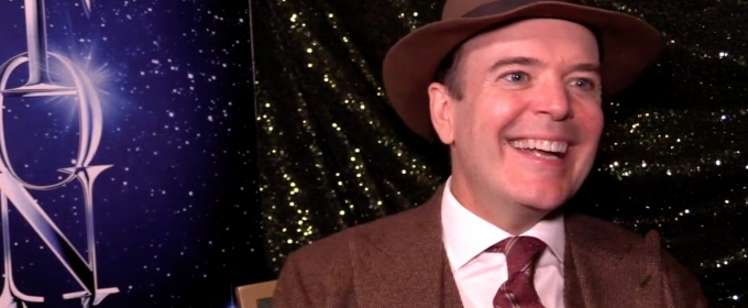 Tony Awards Close-Up: Find Out Why Awards Season Makes OSLO's Jefferson Mays Giddy!