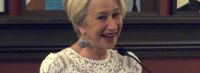 BWW TV Exclusive: Inside the 65th Annual Outer Critics Circle Awards!
