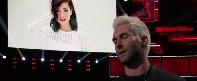 VIDEO: Adam Levine Performs Moving Tribute to Christina Grmmie on THE VOICE