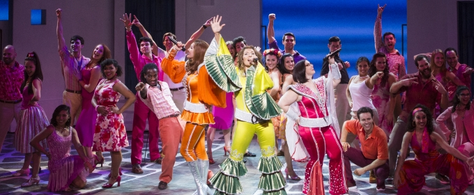 BWW Review: MAMMA MIA! at ASU Gammage