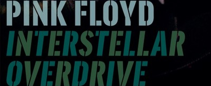 Pink Floyd to Release Highly Collectible 12' Single 'Interstellar Overdrive', 4/15