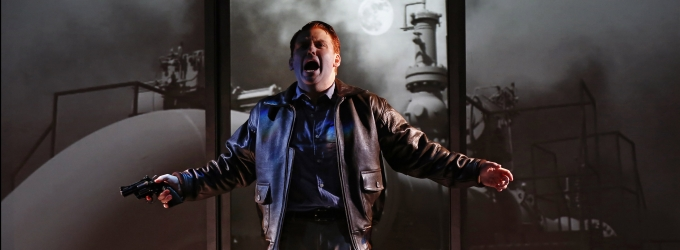 Photo Flash: First Look at Robert Creighton and More in York Theatre Company's CAGNEY Premiere