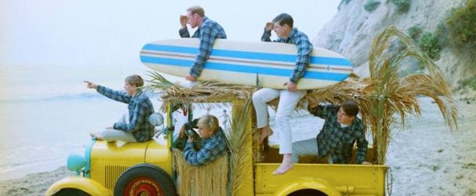 The Beach Boys Kick Off 2017 'Wild Honey World Tour' Across the U.S. and Europe