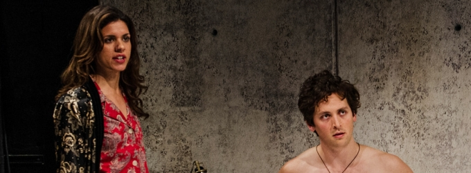 BWW Reviews: Heavy Handed THREESOME at ACT Might Have Something to Say