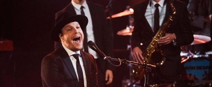 VIDEO: Gavin DeGraw Performs 'Making Love with the Radio On' on CORDEN