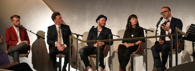 BWW Preview: Inside BREAKING THE WAVES, 'A Fever Dream of an Opera,' by Mazzoli and Vavrek, at the Guggenheim's Works & Process