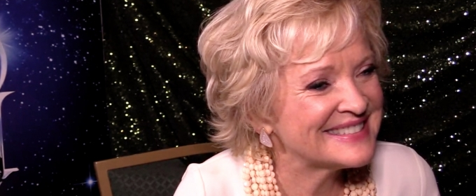 Tony Awards Close-Up: It's All About the Pink for WAR PAINT's Christine Ebersole!