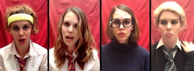 VIDEO: New Taylor Swift/Harry Potter Musical Mashup is Magical!