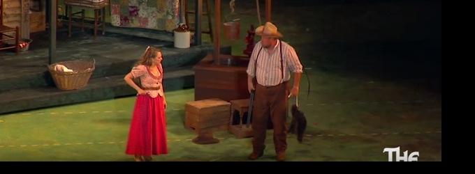 STAGE TUBE: Meet Jenni Barber Who Plays Ado Annie of The Muny's OKLAHOMA