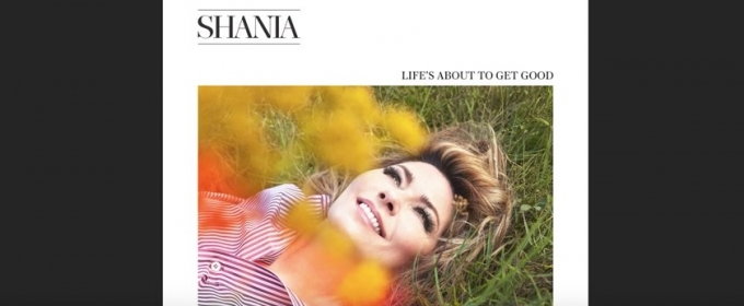 VIDEO: First Listen - New Music from Country Music Star Shania Twain!