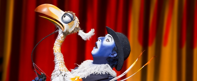 BWW Interview: THE LION KING's Drew Hirshfield Celebrates the Simple Power and Connection of Live Theatre