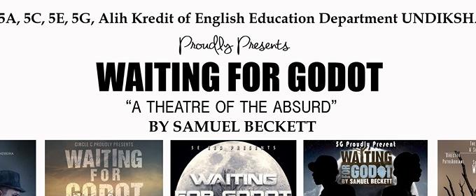 BWW Preview: WAITING FOR GODOT at Universitas Pendidikan Ganesha (UNDIKSHA), Singaraja, Bali