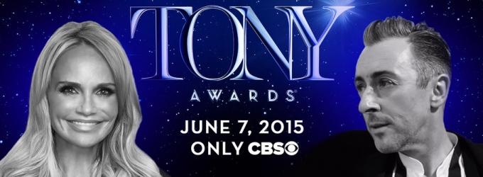 FLASH FRIDAY: Easy Street! Kristin Chenoweth & Alan Cumming Re-Team To Host The 2015 Tony Awards