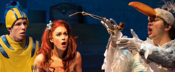 BWW Review: Delightful THE LITTLE MERMAID at Beck Center
