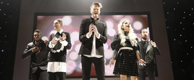 Watch Pentatonix Perform Leonard Cohen Classic 'Hallelujah'