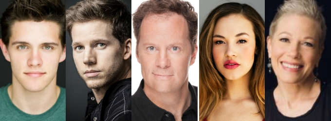 Casey Cott, Stark Sands, Marin Mazzie and Solea Pfeiffer to Star in PRINCE OF EGYPT Concert in Long Island