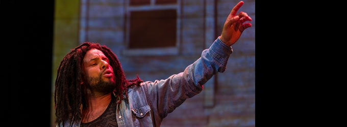 BWW Reviews: MARLEY: A Rare and Topical Event at Center Stage