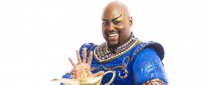 Major Attaway to Star as Genie in ALADDIN