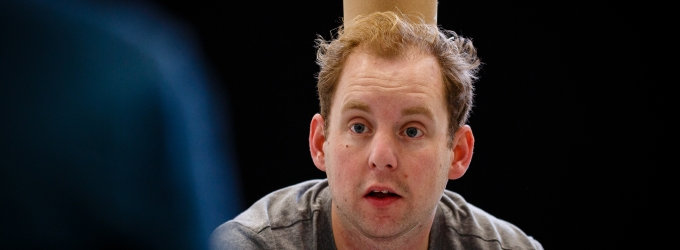 Photo Flash: In Rehearsal for Role-Reversal SLEEPING BEAUTY at Bristol Old Vic