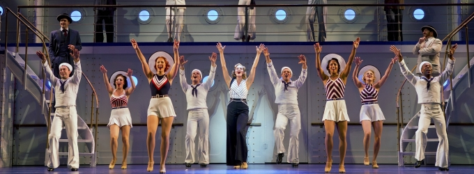 BWW Review: Buoyant ANYTHING GOES Docks in Orlando