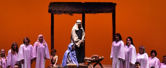 BWW Review: TRADITIONS OF CHRISTMAS at Laura Little Theatricals