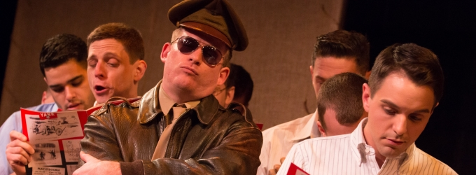 Photo Coverage: First Look at Evolution Theatre Company's YANK! THE MUSICAL