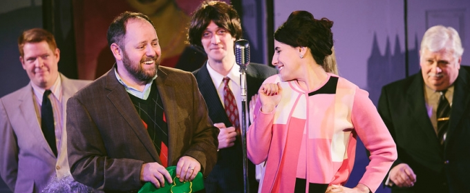 BWW Review: ONE MAN, TWO GUVNORS Entertains at the Central New York Playhouse