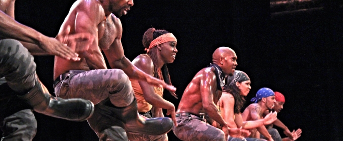 Brooklyn Center For Performing Arts Presents Return Of STEP AFRIKA!, 4/1