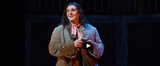 STAGE TUBE: Sneak Peek at Simon Keenlyside and More in DON GIOVANNI on Great Performances at the Met