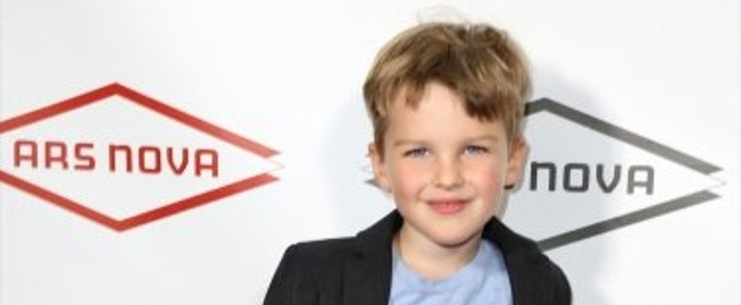 Iain Armitage to Play 'Young Sheldon Cooper' on CBS's BIG BANG THEORY Spinoff