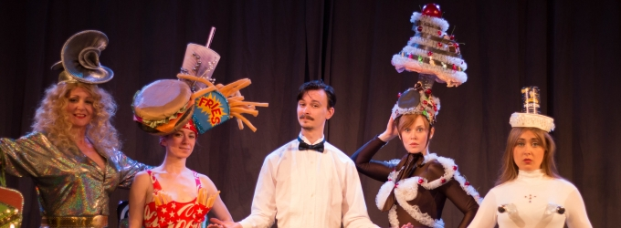 BWW Reviews: STOREFRONT REVUE: THE BABES ARE BACK Pays Jumbled Tribute to Portland Theatre's Past, at Triangle Productions
