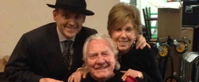BWW Audio: 'King of Voice-Overs' Joe Sirola Records TV Spot for Off-Broadway's CAGNEY