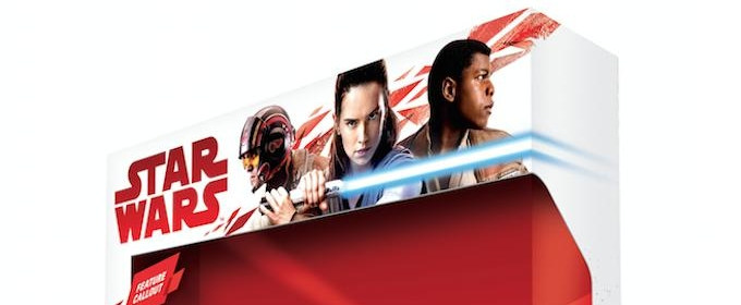 STAR WARS Force Friday II Flies Into Stores Around the Globe This September