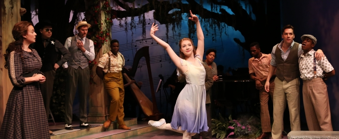 BWW Interview: Ryan Silverman of FINIAN'S RAINBOW at Irish Rep