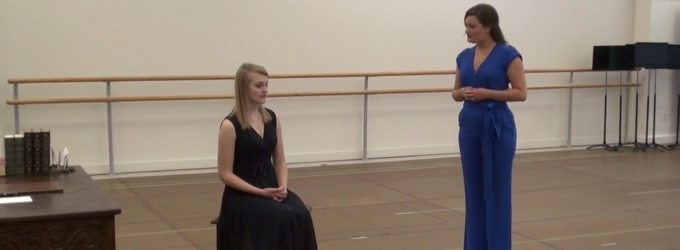 BWW TV: Newcomer Kerstin Anderson, Ashley Brown & Ben Davis Preview Upcoming National Tour of THE SOUND OF MUSIC!